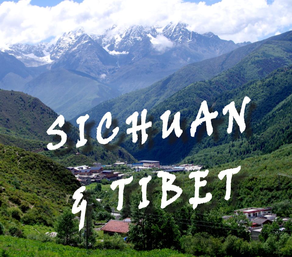 Sichuan et Tibet
