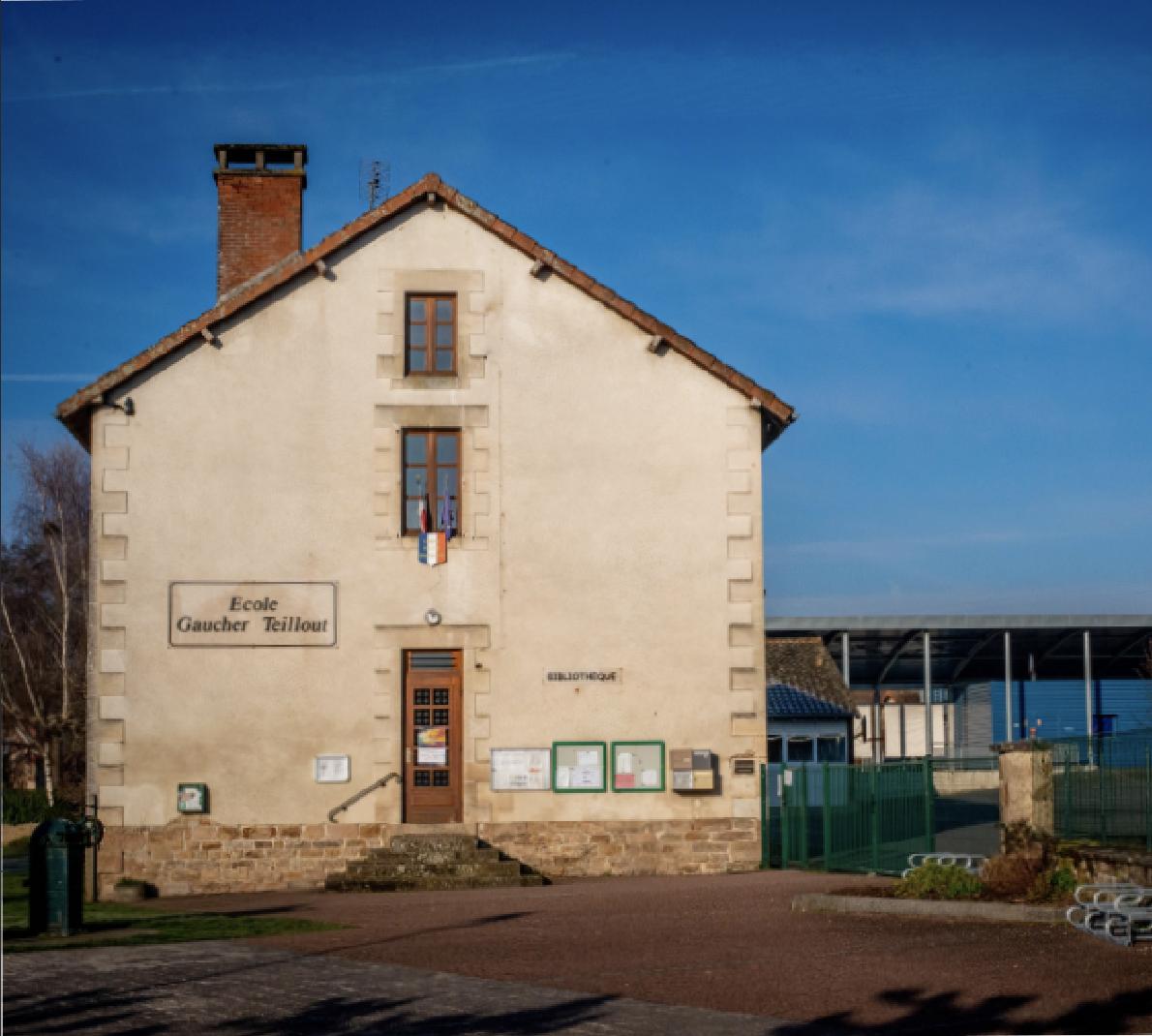 Ecole Saint Priest sous Aixe