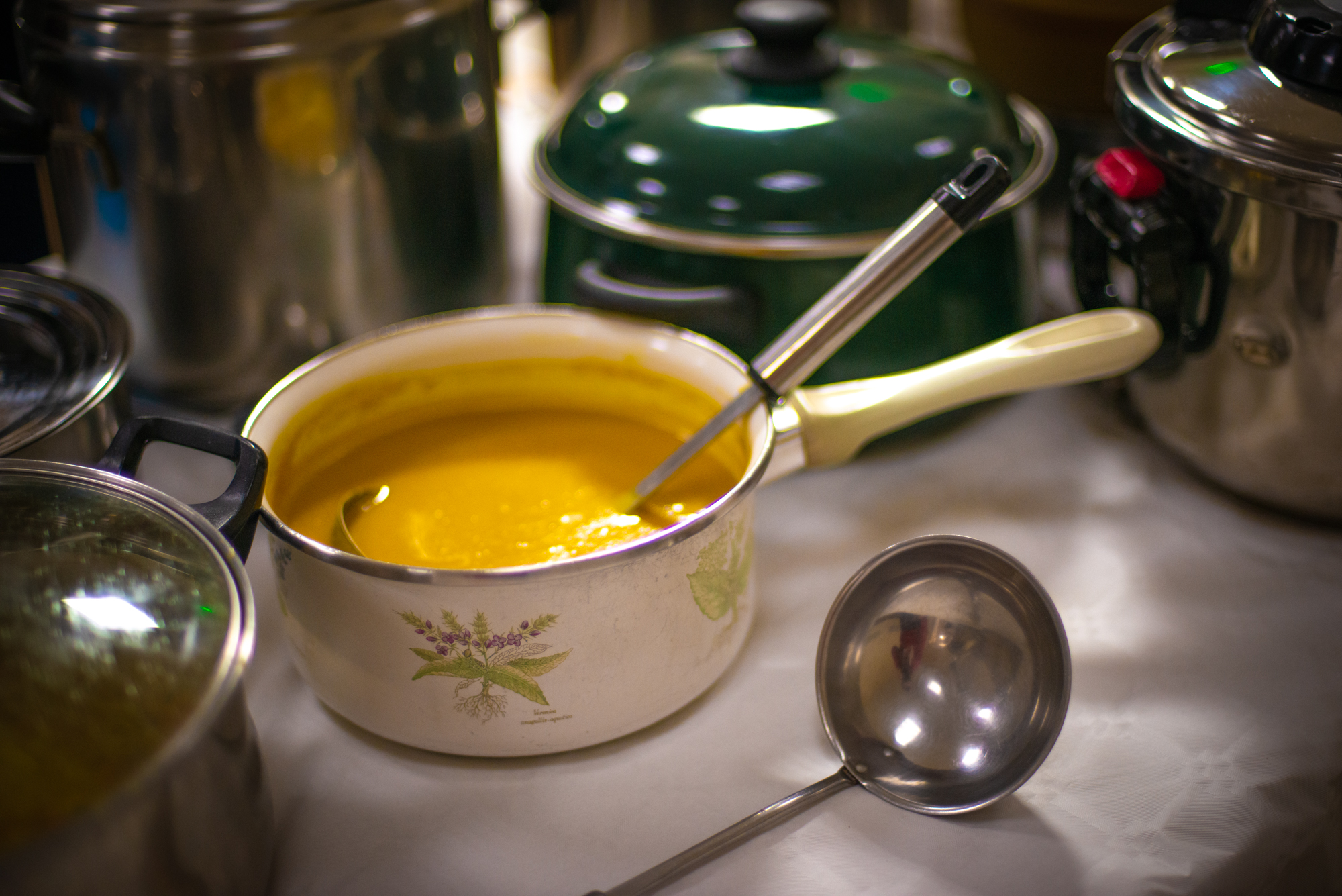 Soirée soupe à Saint-Priest-sous-Aixe